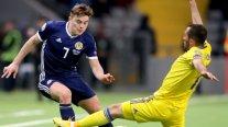 Kazajistán sorprendió a Escocia en el comienzo de las clasificatorias para la Eurocopa 2020