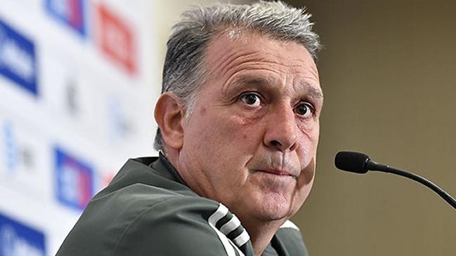 Gerardo Martino: Chile debe hacer un recambio para volver a ser una selección competitiva