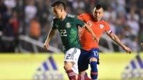 La selección chilena se mide en duelo amistoso ante México en San Diego