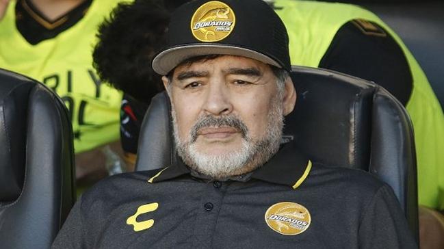 Maradona se maravilla con el debut de Martino en la Selección Mexicana