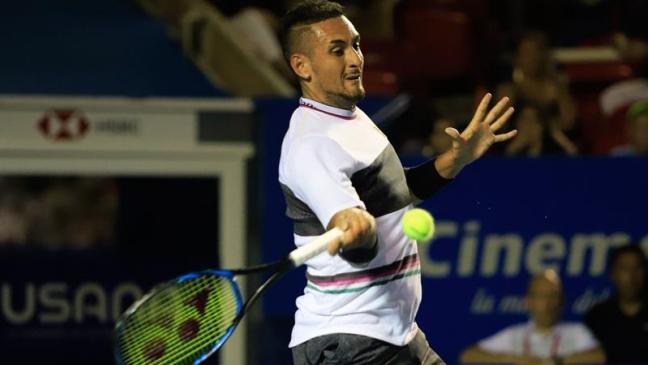 88012f3d33a Foto  EFE Nick Kyrgios criticó a las estrellas del tenis y explicó por qué  no les respeta