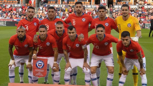 La Selección Mexicana baja un escalón en el Ranking FIFA