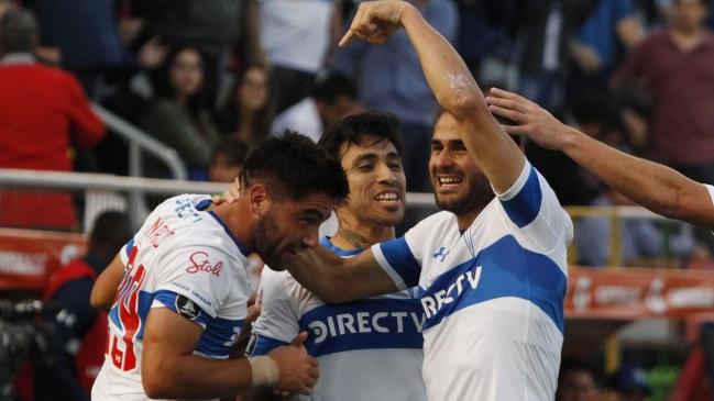 Sporting Cristal le quita el invicto a Universidad de Concepción en la Copa Libertadores