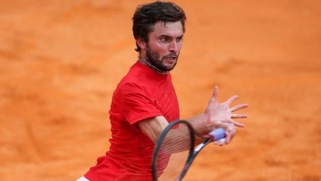 Francia invadió las semifinales de Marrakech con Simon Paire y Tsonga