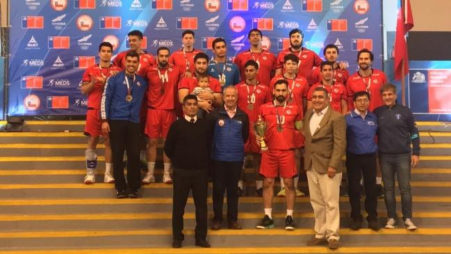 Balonmano: Chile volvió a vencer a Colombia y clasificó a los Panamericanos de Lima 2019