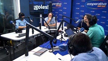 Pasapelota: Vanessa Bertiola ganó una camiseta de Chelsea este jueves