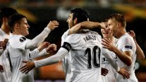 Valencia volvió a vencer a Villarreal y avanzó a semifinales de la Europa League