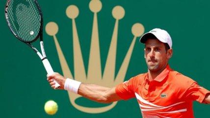 Nadal y Djokovic siguen firmes en Montecarlo, Zverev y Thiem dijeron adiós