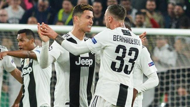 Juventus y Cristiano Ronaldo conquistan la Serie A
