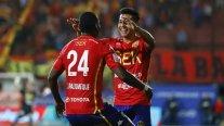 Unión Española quiere un triunfo ante Everton para mantenerse en la parte alta