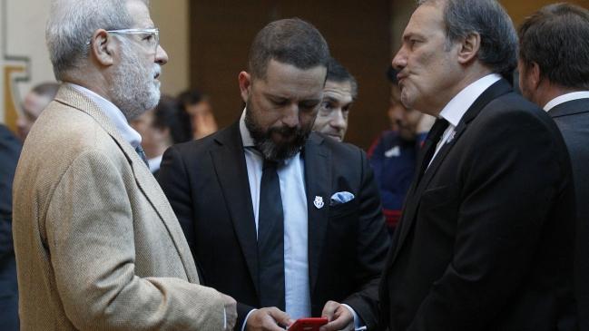 Vargas, Goldberg y Burgos asumieron como miembros de la directiva de Azul Azul
