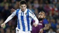 Ernesto Valverde sobre Arturo Vidal: Su carrera dio un giro aquí y esperamos mucho más