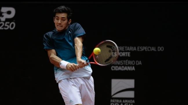 Ahora vence a Klizan en Barcelona — Garin sigue ganando