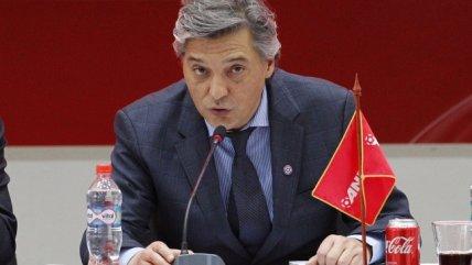 Sebastián Moreno en Consejo de Presidentes: Lamentamos que Carlos Heller no esté aquí