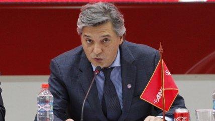 Sebastián Moreno por reunión de Rueda con Bravo: Es una buena noticia