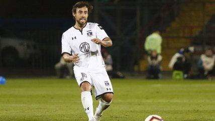 La formación que usará Colo Colo para enfrentar a Deportes Antofagasta