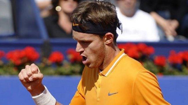 Nicolás Jarry enfrenta a Daniil Medvédev en los cuartos de final del ATP de Barcelona