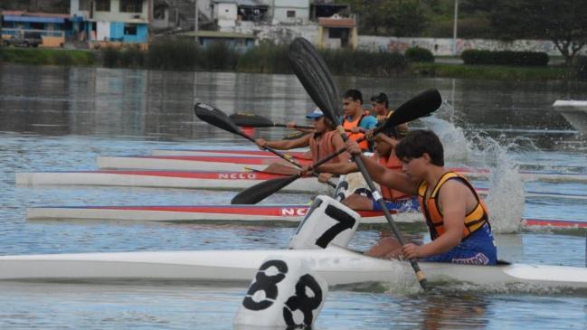 Chile sumó 10 nuevas medallas de oro en el Campeonato Sudamericano de Canotaje