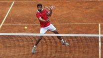 Hans Podlipnik cayó en las semifinales de dobles en Nanchang