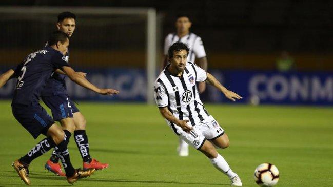 Colo Colo recibe a la UC de Ecuador con la misión de sellar su avance en Copa Sudamericana
