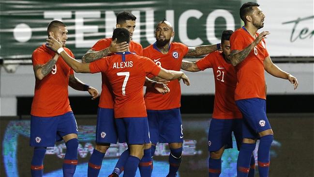 La selección chilena jugará con Haití en La Serena antes de partir a Copa América