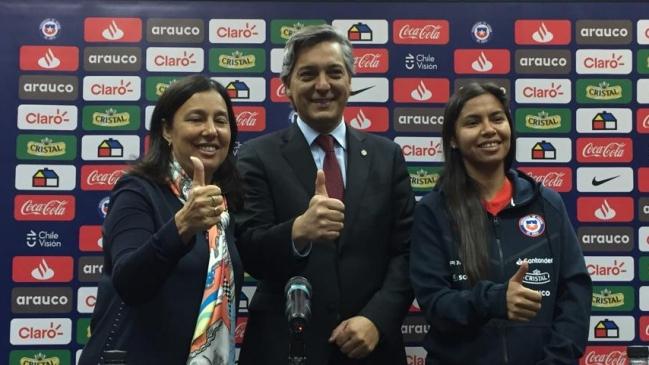 Despedida de la Roja femenina ante Colombia será con entradas gratis