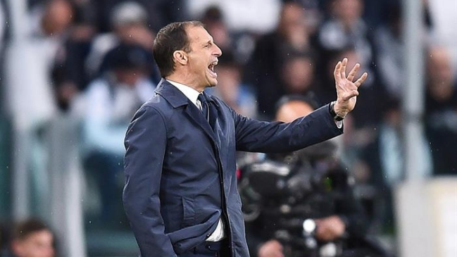 Massimiliano Allegri dejará Juventus al final de temporada