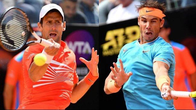 Nadal y su 'rosco' a Djokovic: