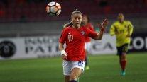 La Roja femenina enfrenta a Colombia en su despedida antes del Mundial de Francia