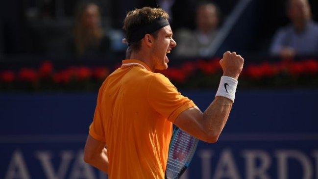 Jarry clasifica a semifinales en Ginebra