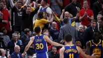 Golden State Warriors remontó a Portland Trail Blazers e irá a la final de la NBA