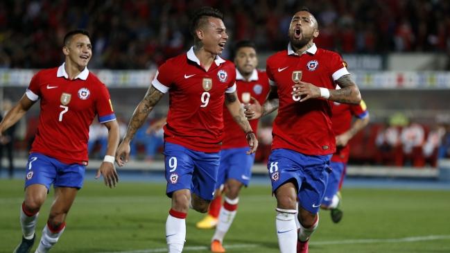 Chile contará con cinco jugadores de Liga MX para Copa América