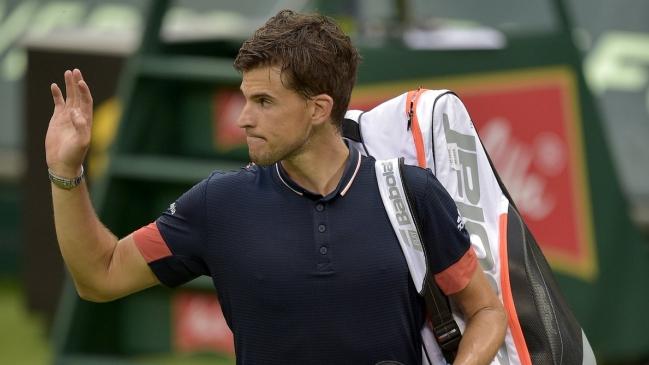 Pella quedó eliminado en el ATP de Halle