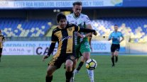 Fernández Vial y Lautaro de Buin celebraron y escalaron posiciones en la Segunda División