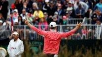 El local Gary Woodland ganó el US Open de golf