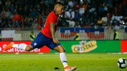 Los 10 máximos goleadores históricos de la Roja en la Copa América