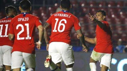 La contundente victoria de Chile sobre Japón en su debut en Copa América