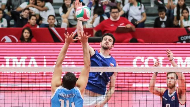 México se lleva el bronce en Copa Panamericana de Voleibol Varonil