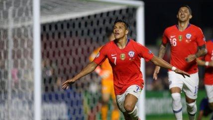 Revive el triunfazo de La Roja sobre Japón en el estreno por la Copa América Brasil 2019