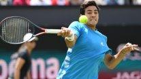 Cristian Garin disputará el torneo ATP 250 de Los Cabos