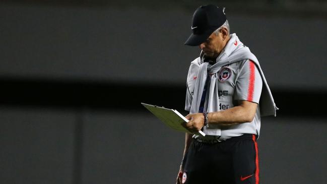 La Roja no reconocerá el Arena Fonte Nova por irregular estado de la cancha