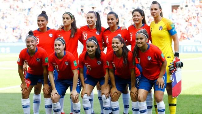 Chile enfrenta a Tailandia con la ilusión de triunfar y avanzar en el Mundial Femenino