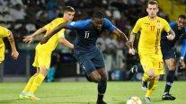 Francia y Rumania firmaron polémica igualdad que perjudicó a Italia en el Europeo Sub 21