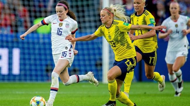 Listos los cruces de cuartos de final del Mundial Femenil