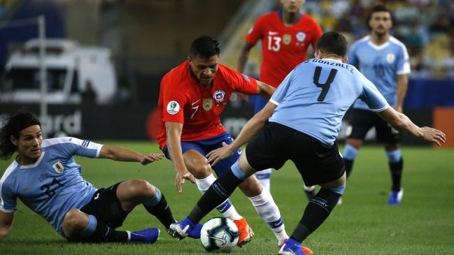 La Roja afronta trascendental duelo ante Uruguay en Copa América