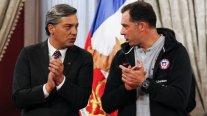 Sebastián Moreno: Aceptamos y respetamos la decisión de Hernán Caputto