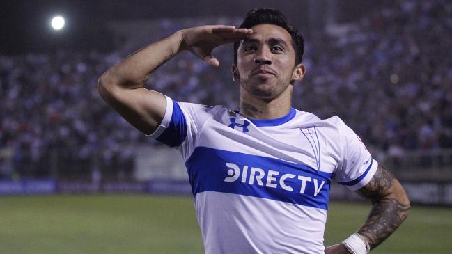Sigue en San Carlos: Edson Puch jugará en Universidad Católica el segundo semestre