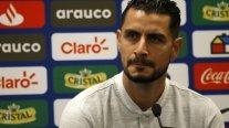 Gabriel Arias: No es una carga reemplazar a Bravo, soy el arquero que eligió el DT