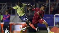 Davinson Sánchez: Colombia tiene argumentos para jugar ante cualquiera