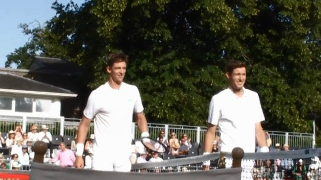 Garin y Jarry ya tienen rivales en Wimbledon